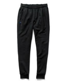 Champion Men's Powerblend Sweats Retro Jogger Pants Black CP