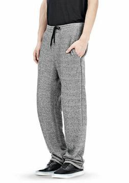 Men's Reg & Plus Size Elastic Waist Loose/Thick Sweatpants: