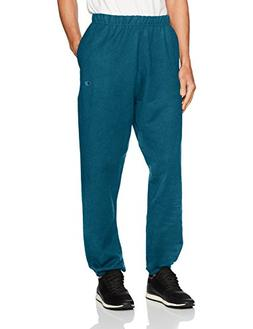 Champion LIFE Men's Reverse Weave Pants with Pockets, Junipe