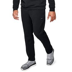 men s rival fleece pants black 001