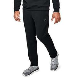 Under Armour Men's Rival fleece pants, Black /Black, X-Large