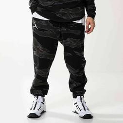 Men's Size 3XL Nike Jordan Flight Fleece Camo Sweatpants Jog