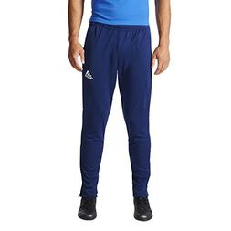 adidas Men's Soccer Tiro 17 Pants, X-Large, Dark Blue/White