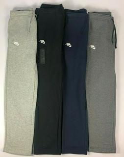 Men's Nike Standard Fit Straight Leg Regular Length Sweat Pa