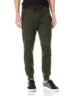 men s tech fleece basic jogger pants