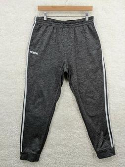 Men's Adidas Tiro 17 Training Pants Cuffed Size Large Charco