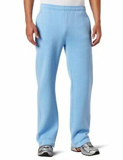 Soffe Men's Training Fleece Pocket Pant Light Blue Medium