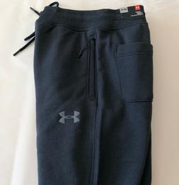 Men's Under Armour UA Threadborne Fleece Sweatpants Dark Gra
