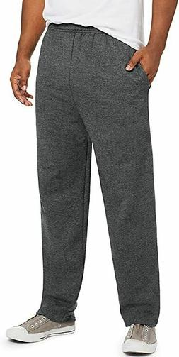Hanes Men's Ultimate Cotton Fleece Sweatpants w/ Pockets Cha