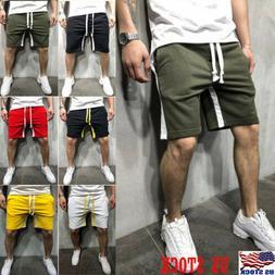 Men Shorts Trousers Casual Sweatpants Harem Track Short Pant