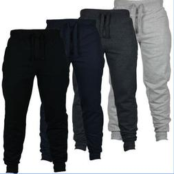 men sweat pant gym workout fitness jogging