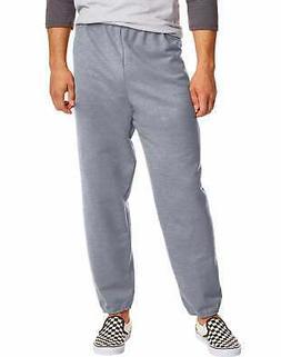 Hanes Men Sweat Pants ComfortBlend EcoSmart Gym Sport Workou