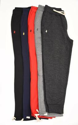 Men Polo Ralph Lauren Cotton Blend Fleece Sweatpants Jogger