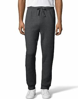 Hanes Men Sweatpants Pockets EcoSmart Fleece Jogger Drawcord