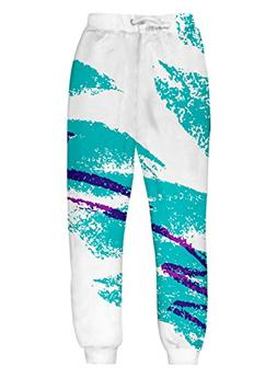 men women jazz it up jogger pants