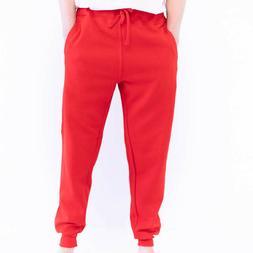 Men Women Unisex Premium Soft Drawstrings Jogger Pants Sweat