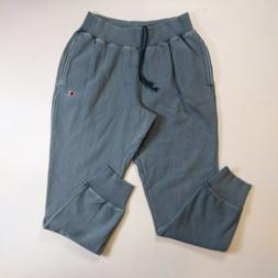 mens champion 100% authentic size large long sweatpants soli
