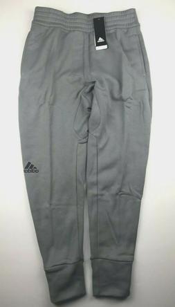Adidas Mens 2XL Gray Basketball Pocketed 3 Stripe Life Cuffe