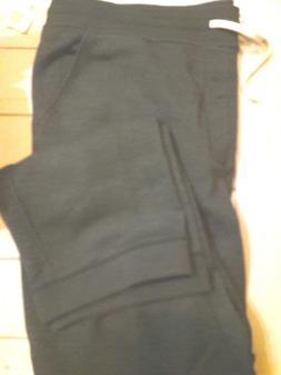 Mens Sonoma 3XLT Athletic Modern SweatPants Charcoal Gray Bi