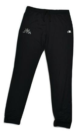 Starter Mens AAF Atlanta Legends Football Black Sweatpants P