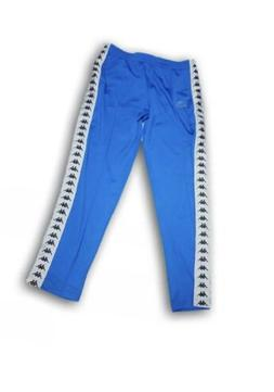 "KAPPA MEN'S BLUE SWEATPANTS WITH POCKETS  ""NEW WITH TAGS"