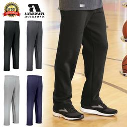 Russell Athletic Mens Dri-Power Open Bottom Sweatpants With