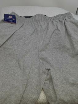 Men's Gray Champion Authentic Athleticwear Pants Size Larg