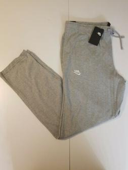 Nike Mens Jersey Club Standard Fit Light Sweatpants Light Gr