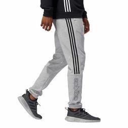 Adidas Men's Jogger, Sweatpants Gray