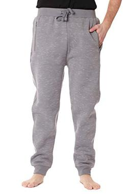 At The Buzzer Mens Joggers - Sweatpants for Men 34971-GRY-S