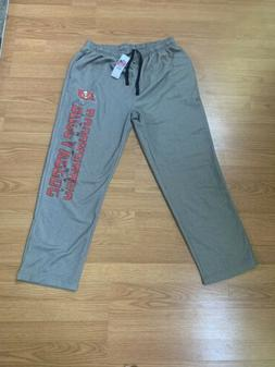 Mens Large Tampa Bay Buccaneers Sweatpants Sleepwear