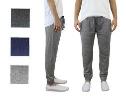 Mens Lounge Pants Sleep Gym Active Pajama Sweatpants Soft Ma