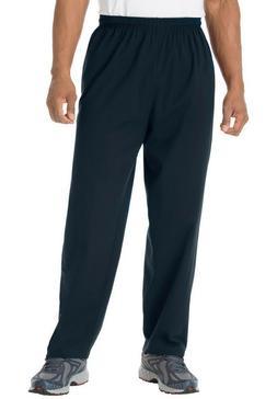 KINGSIZE Mens Lightweight Open Bottom Sweatpants Big & Tall