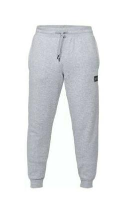 Mens NWT Under Armour Rival Heather Gray Grey Jogger Sweatpa