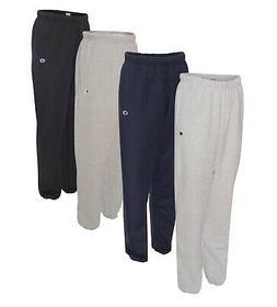 Champion Mens Pants Athletic Reverse Weave Sweatpants with P