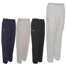 Champion Mens Pants Athletic Reverse Weave Sweatpants with P