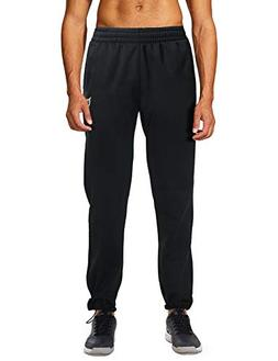 Baleaf Men's Running Fleece Sweatpant Open-Bottom Thermal