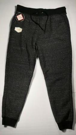 Urban Pipeline Mens Size L Sherpa Lined Black Injection Jogg