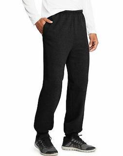 Hanes Mens Sport Ultimate Cotton Fleece Sweatpants With Pock