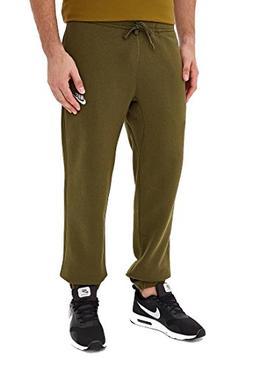 NIKE Mens Sportswear Cuffed Fleece Sweatpants
