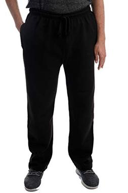 At The Buzzer Mens Sweatpants for Men 34972-BLK-M Black