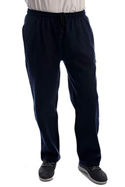 At The Buzzer Mens Sweatpants for Men 34972-NVY-S Navy