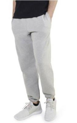 Mens Sweatpants Gray Fruit of the Loom Size 4X