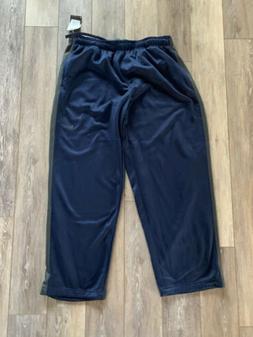 Nike Men's Therma Fit Team KO Sweatpants, Navy Blue, New W