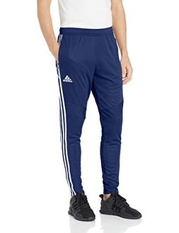 adidas Men's Tiro19 Training Pants, Dark Blue/White, Small