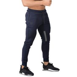 mens vertex gym joggers sweatpants tracksuit jogging