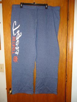 MLB Detroit Tigers Concepts Sport Women's Plus Size 3X LOUNG