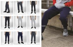 New Russell Athletic Dri Power Closed Bottom Sweatpants with