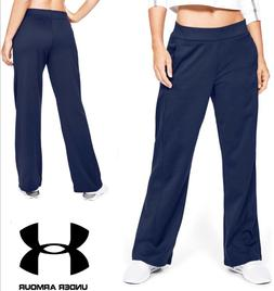 New UNDER ARMOUR Lounge Sweat-Pants Women XXL/2XL Fleece Lin