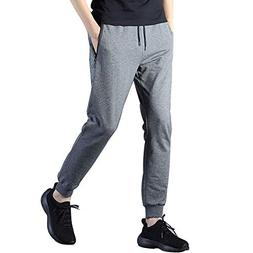 New Men Men's Comfort Baggy Elastic Casual Pockets Sweatpant